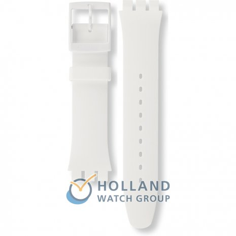 Swatch SUOW701 White Rebel Bracelete