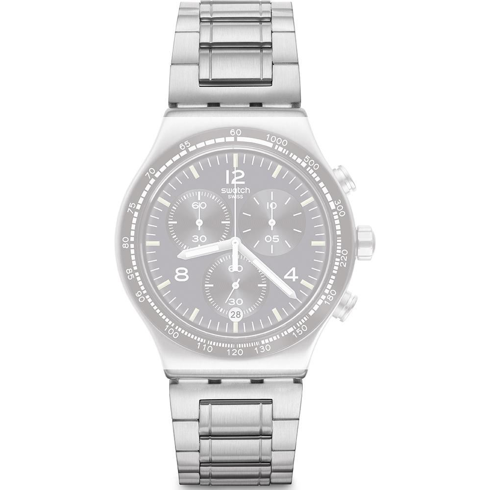 fbd36b033b7 Bracelete Swatch AYVS444G Night Flight • Revendedor oficial ...