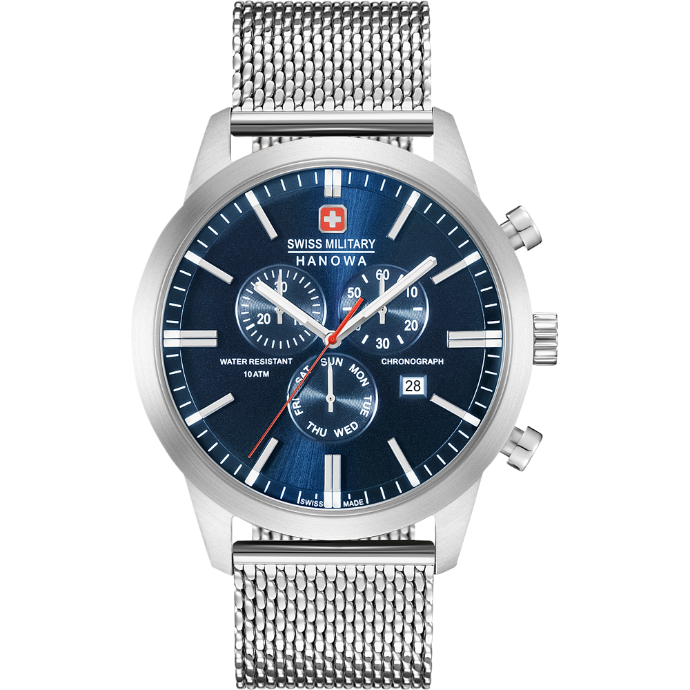 0da762d46de Relógio Swiss Military Hanowa 06-3308.04.003 Chrono Classic • EAN ...