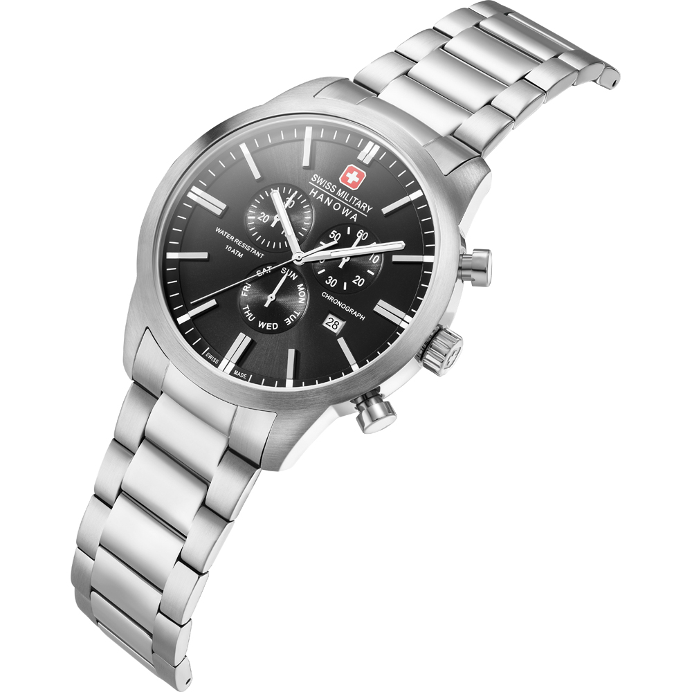ad02be56d94 Relógio Swiss Military Hanowa 06-5308.04.007 Chrono Classic • EAN ...
