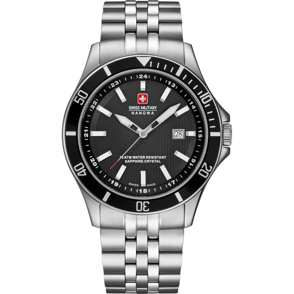 d7ac22f30eb Relógio Swiss Military Hanowa 06-5161.2.04.007 Flagship • EAN ...