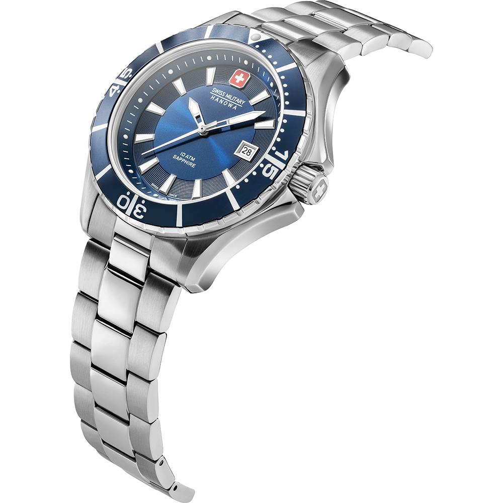 a8d9ef0bc1d Relógio Swiss Military Hanowa 06-5296.04.003 Nautila • EAN ...