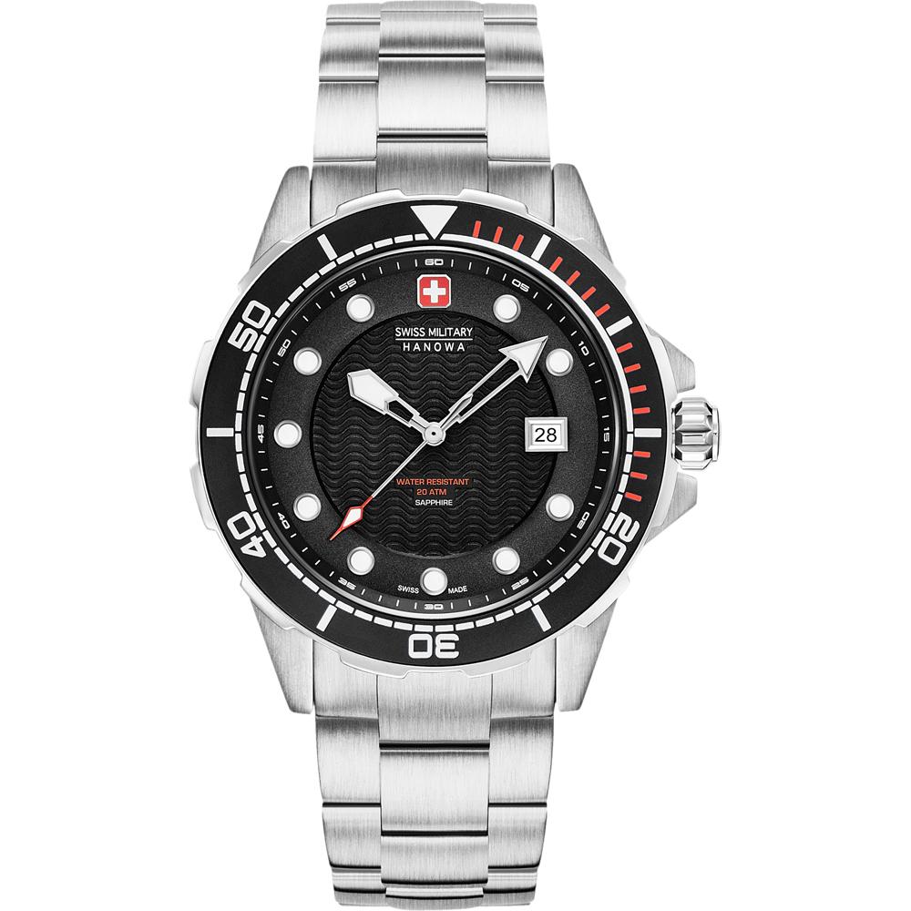 538dabcb9af Relógio Swiss Military Hanowa 06-5315.04.007 Neptune • EAN ...