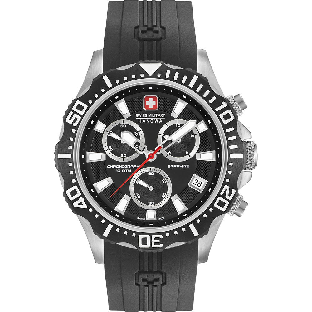 83ff036b36c Relógio Swiss Military Hanowa 06-4305.04.007 Patrol • EAN ...