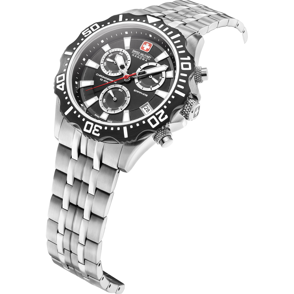 d4d3f84c65c Relógio Swiss Military Hanowa 06-5305.04.007 Patrol • EAN ...