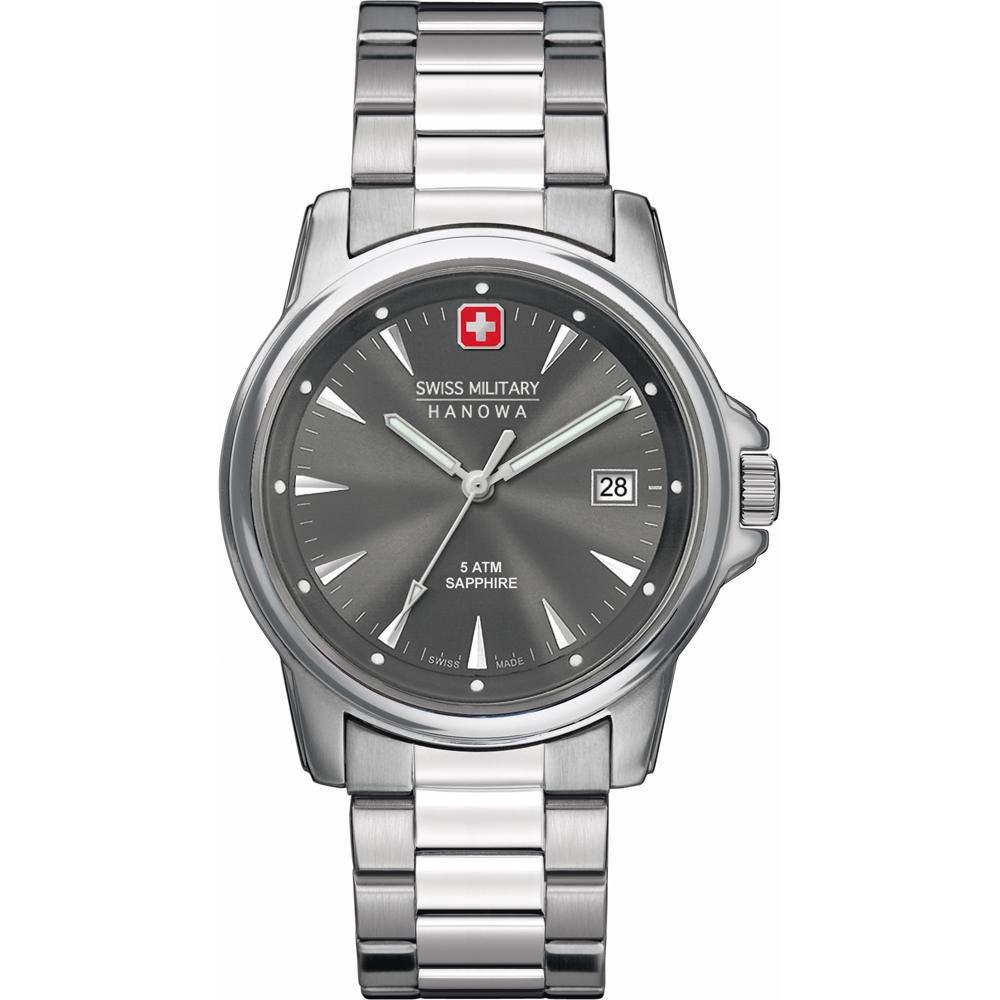 54e59557b51 Relógio Swiss Military Hanowa 06-5044.1.04.009 Swiss Recruit • EAN ...
