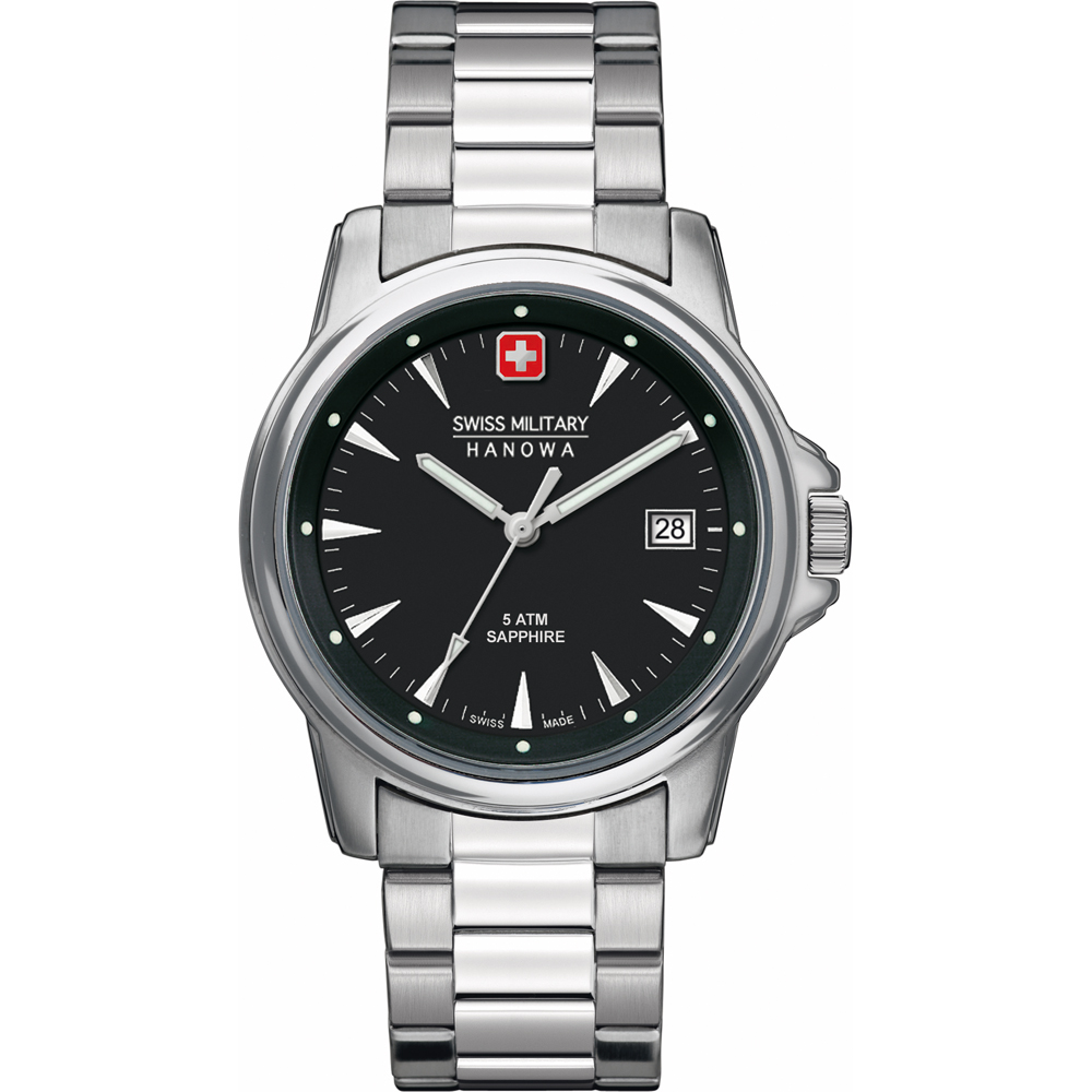 8aa7aac09ac Relógio Swiss Military Hanowa 06-5230.04.007 Swiss Recruit • EAN ...