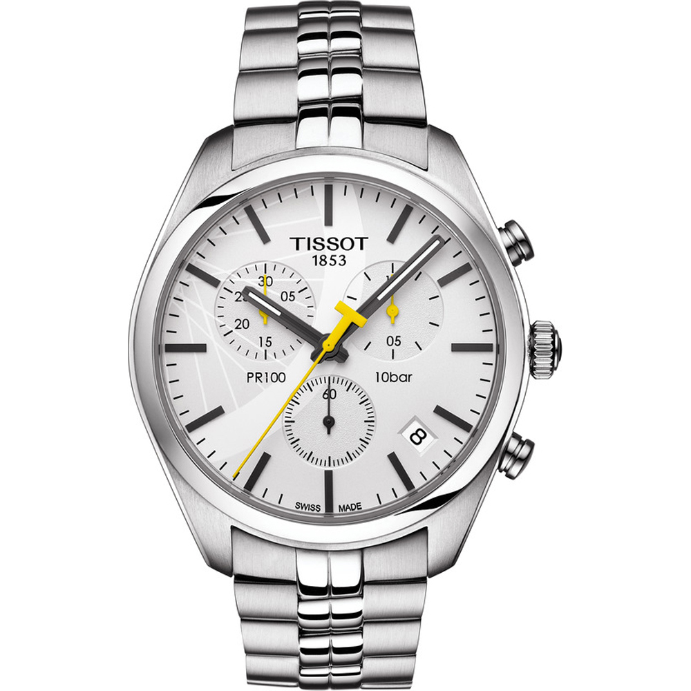 95a2b2939e8 Relógio Tissot T-Sport T1014171103101 PR100 Tour De France • EAN ...
