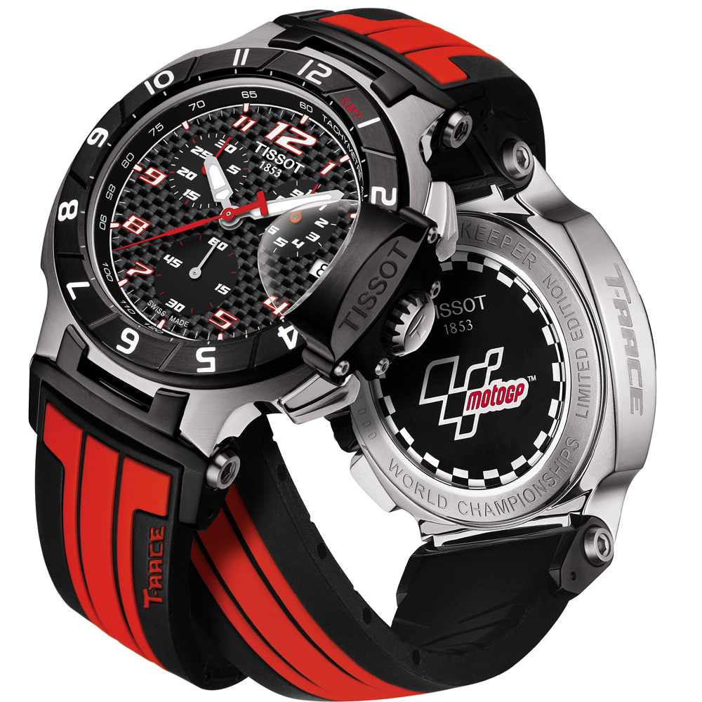 703d7802650 Relógio Tissot T-Sport T0484172720701 T-Race MotoGP • EAN ...