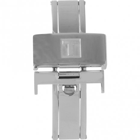 Stainless Steel Deployant Buckle  Tissot