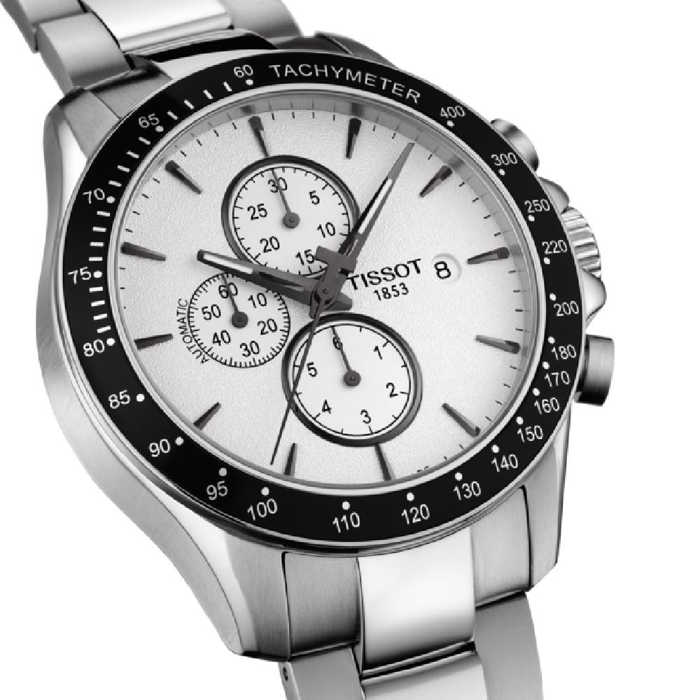 adbd31ad841 Relógio Tissot T-Sport T1064271103100 V8 Automatic Chronograph • EAN ...