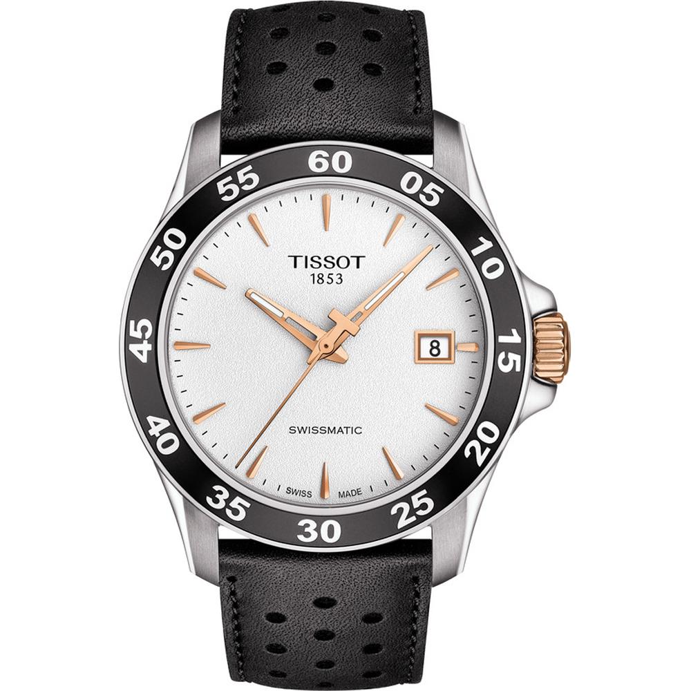 84081c5b8c1 Relógio Tissot T-Sport T1064072603100 V8 Automatic • EAN ...