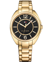 1781695 Charlee 38.30mm Gold ladies watch with gold steel bracelet