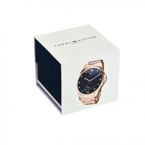 Rose Gold Ladies Touchscreen with Steel Bracelet Colecção Outono/Inverno Tommy Hilfiger
