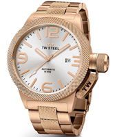 CB165 Canteen bracelet 45mm XL Rose Gold Automatic Watch
