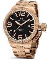 CB175 Canteen bracelet 45mm XL Rose Gold Automatic Watch