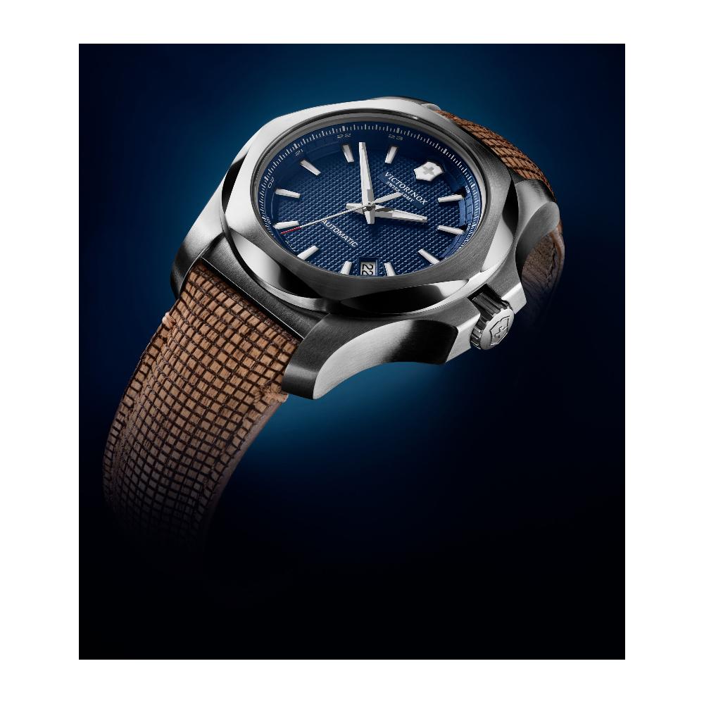 ccf95c360b4 Relógio Victorinox Swiss Army I.n.o.x. 241834 I.N.O.X. Mechanical ...